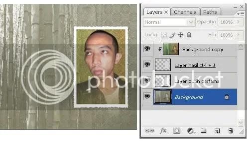 tutorial photoshop kartu ucapan 12