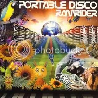 Ram Rider - Portable Disco