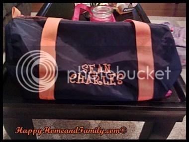 Posylane duffel bag