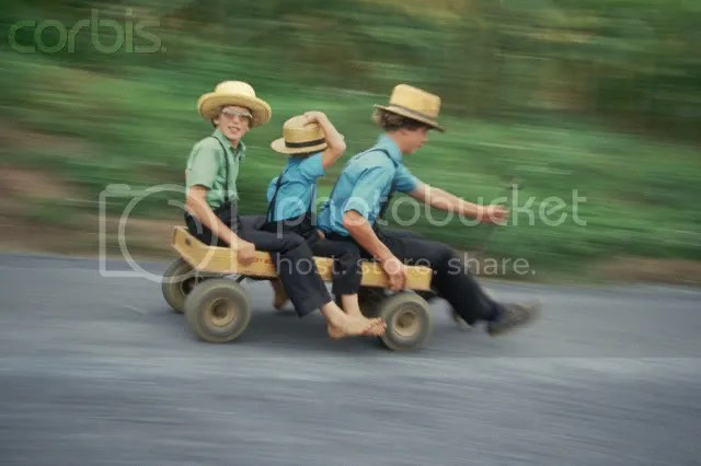 Amish who are and where they live  Amish - who they are