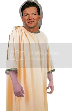 Philippe Boucher as a Greek God, because he is that pretty.