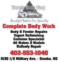 Triangle Body Shop