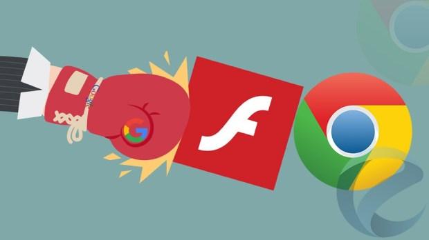 Google полностью откажется от Flash к октябрю 2017 года