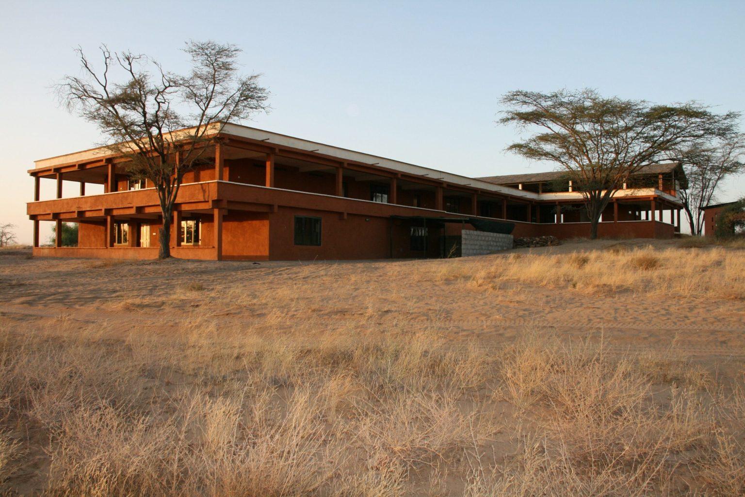 World-renowned Research Facility: Turkana Basin Institute Turkwel in Turkana County, Kenya