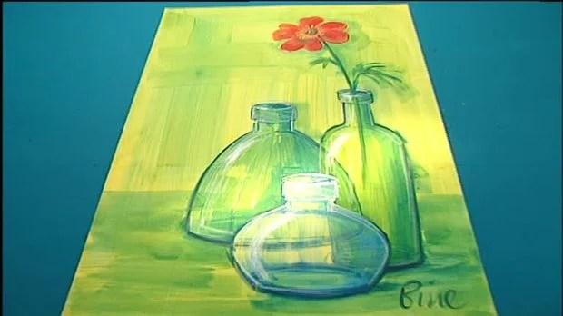 Malen Mit Acryl Ideen Und Tipps Fr Anfnger SAT1