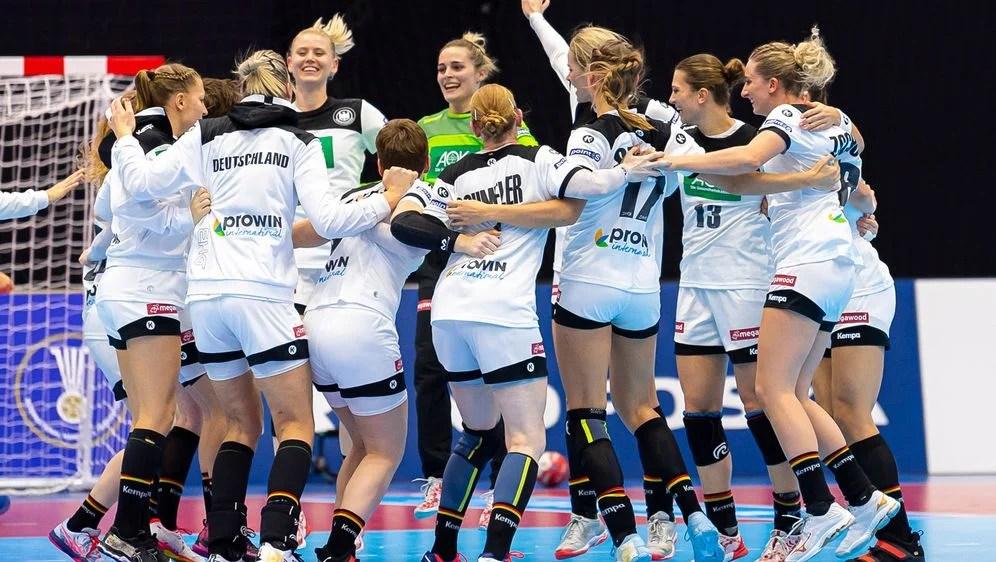 handballerinnen starten mit sieg in die wm