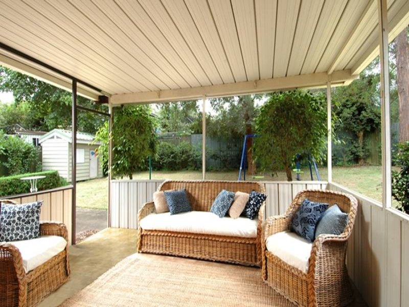 Outdoor living design with pergola from a real Australian ... on Aust Outdoor Living  id=61168
