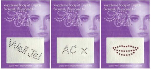 Amy Childs Launches Her Own Range Of Vajazzles