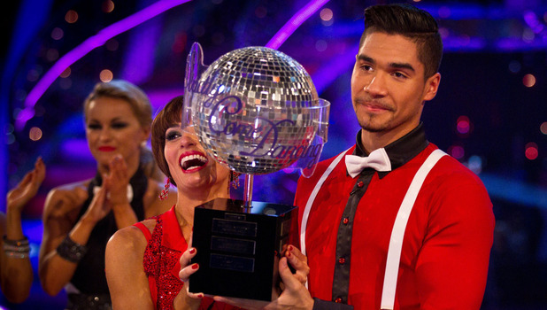 Louis Smith wins Strictly Come Dancing