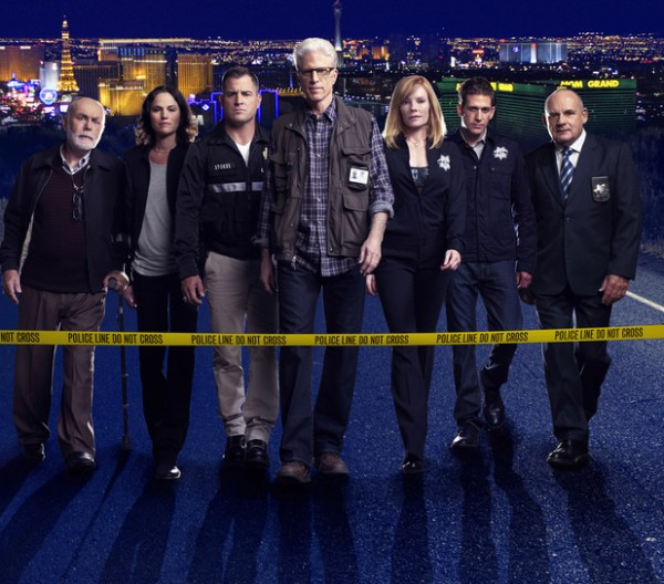 CSI's Elisabeth Harnois talks being part of TV history and ...