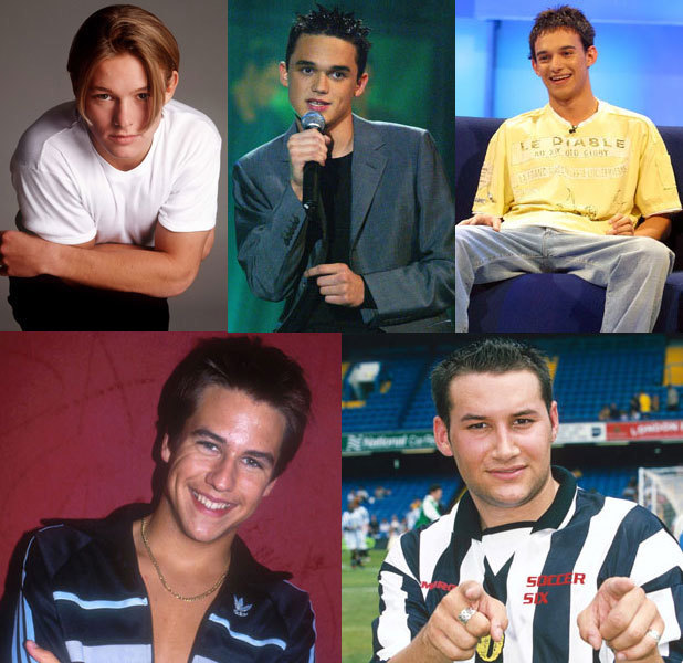 The Big Reunion 2 bands: Then and now