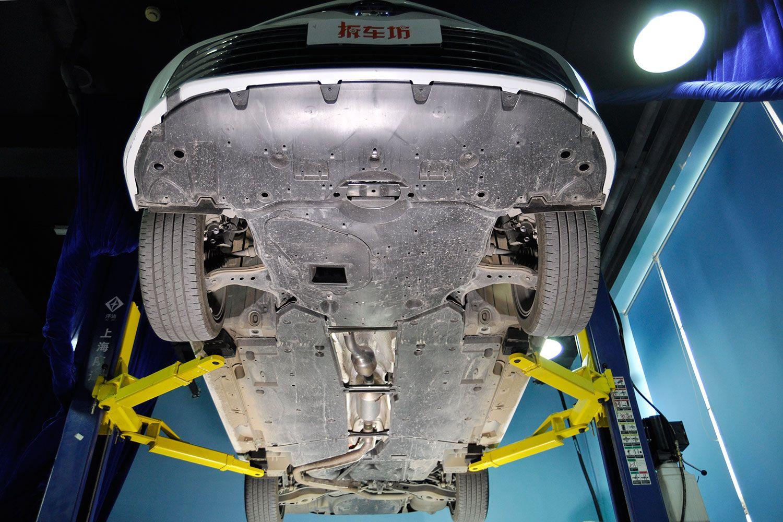 【技術講堂】八代凱美瑞雙擎頂配底盤解析_車訊網chexun.com-車訊網