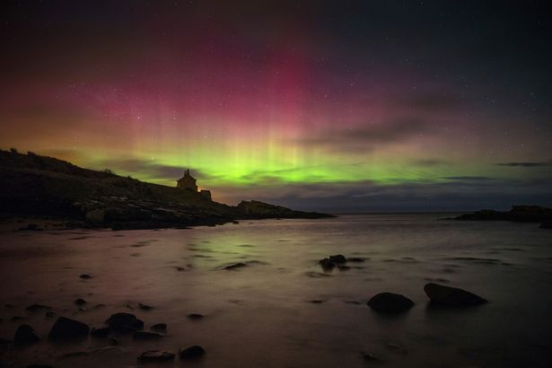 Best Place See Northern Lights Tonight Uk