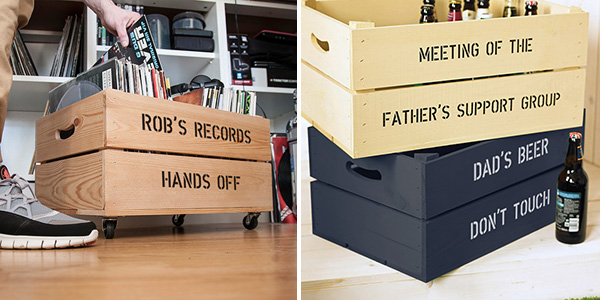 personalised gifts for father's day