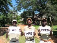Kafunta is open