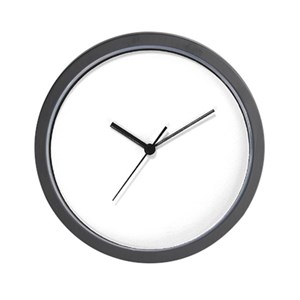 Who Gives A Shit Wall Clocks Cafepress