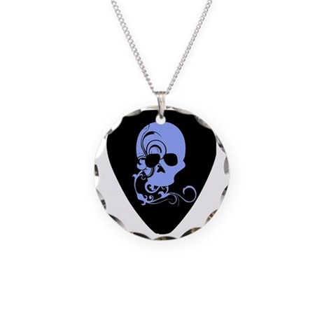 Pick Personalized Guitar Men Necklace