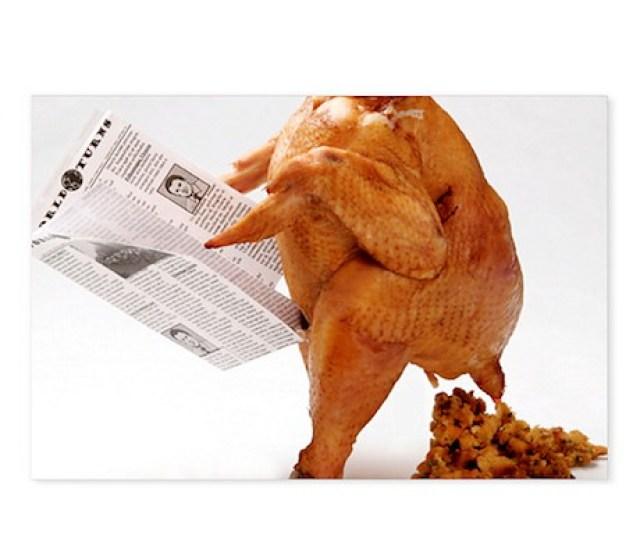 Turky Poop Postcards Package Of