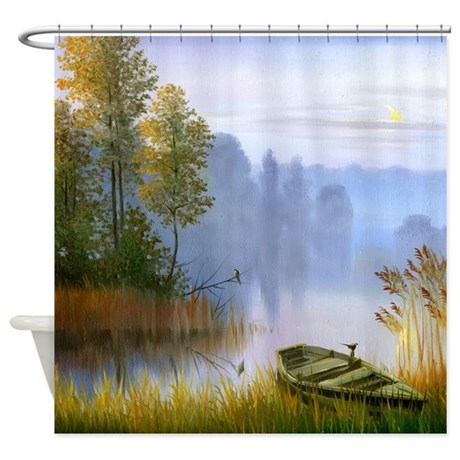 Beautiful Summer Painting Shower Curtain By Showercurtainshop