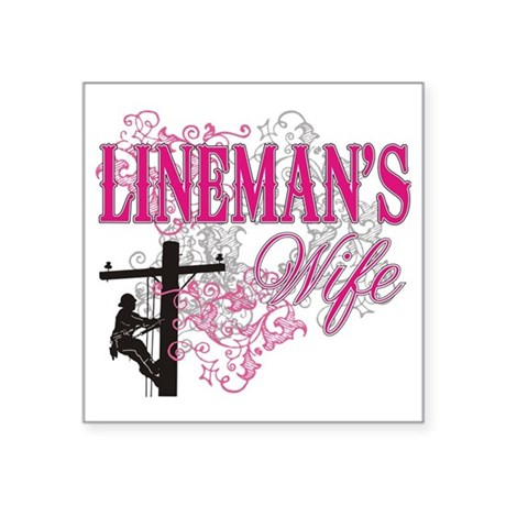 Download Lineman Wife Stickers | Lineman Wife Sticker Designs ...