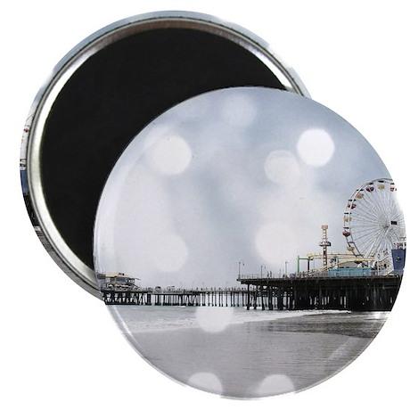 Grey Sparkling Pier Magnet