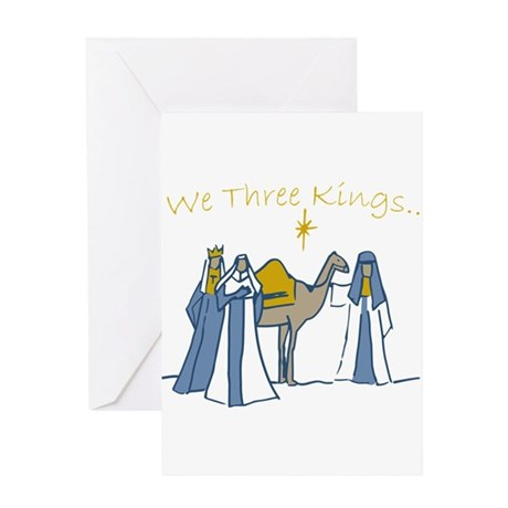 Three Wise Men Greeting Cards Card Ideas Sayings