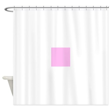 Pink Shower Curtain Liner