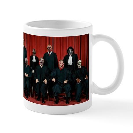 zombie supreme court mug