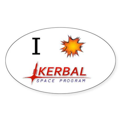 Kerbal Space Program Stickers Kerbal Space Program