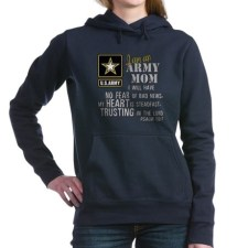 I am an Army Mom, I have no Fear Psalm 112