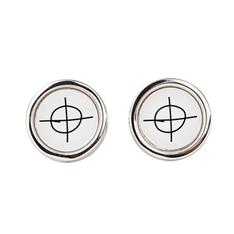 The 340 cipher was considered the holy grail of unbroken codes, and the zodiac killer said his name was concealed in the grid of symbols in. Zodiac Killer Symbol Round Cufflinks by 7TalliesCreations