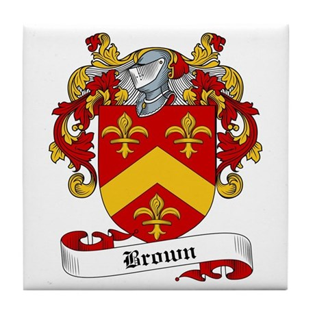 Celtic Brown Family Shield
