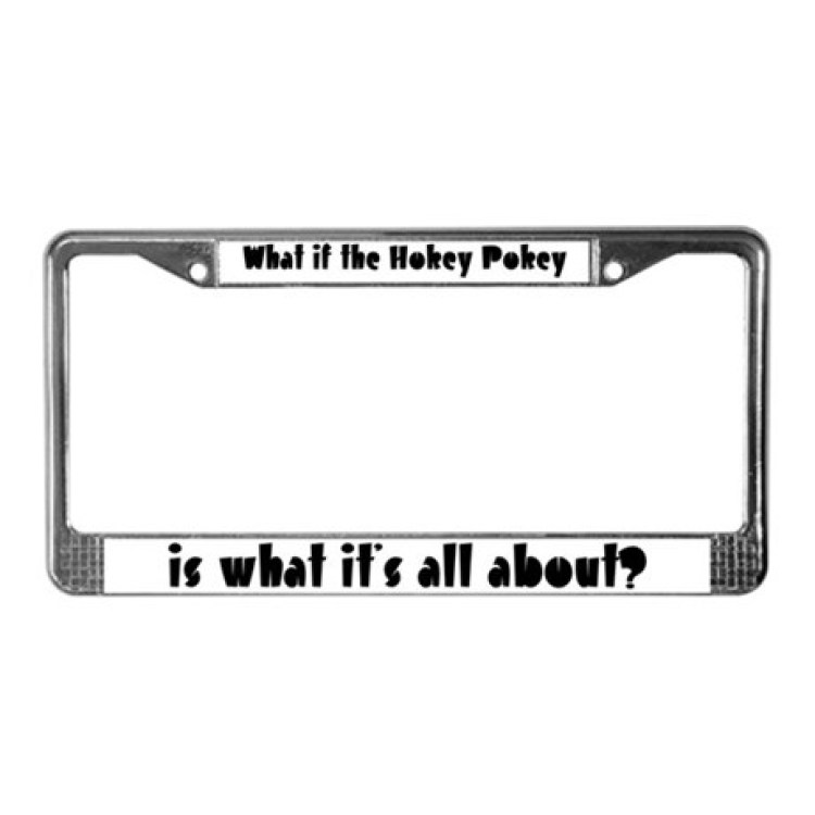 funny license plate frames sayings | Frameswalls.org