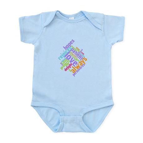scripture Organic Baby Bodysuit