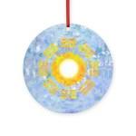 'Sun Bagua' Ornament (Round)