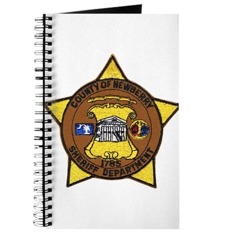 Newberry County Sheriff Journal by lawrenceshoppe