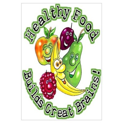 Image result for health food builds great brains