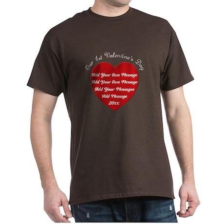 1St ValentineS Day 1st Valentines Day T Shirts Shirts