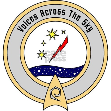 TOS Chief Communications Officer's Badge by thecelticgypsy