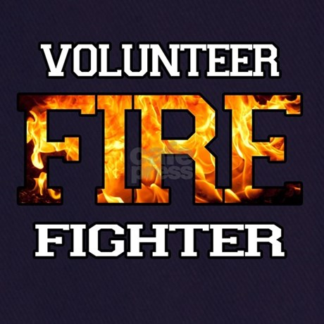 Volunteer Fire Fighter Apron (dark) by RedXS