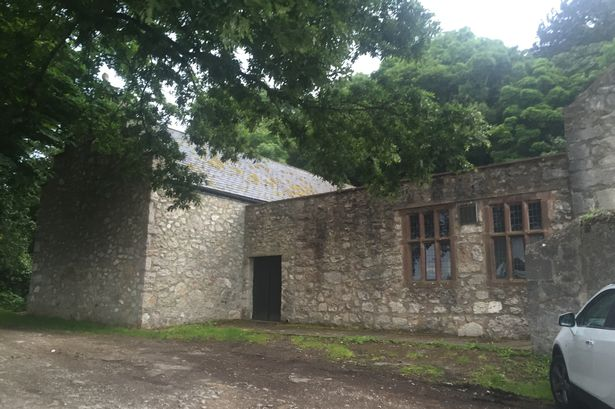 Penrhyn Old Hall where a paranormal investigation by Alius Sanctus was held