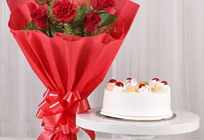Cakes And Flowers Online Cake And Flower Delivery