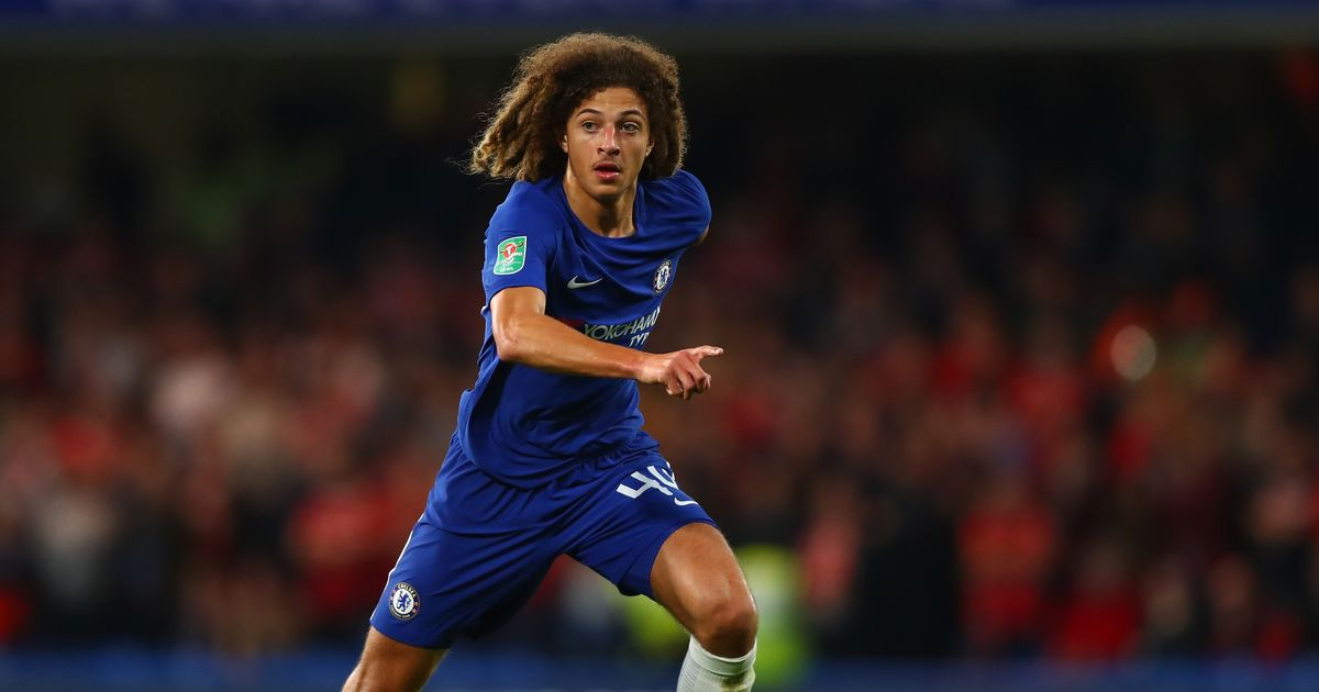 Image result for ethan ampadu chelsea