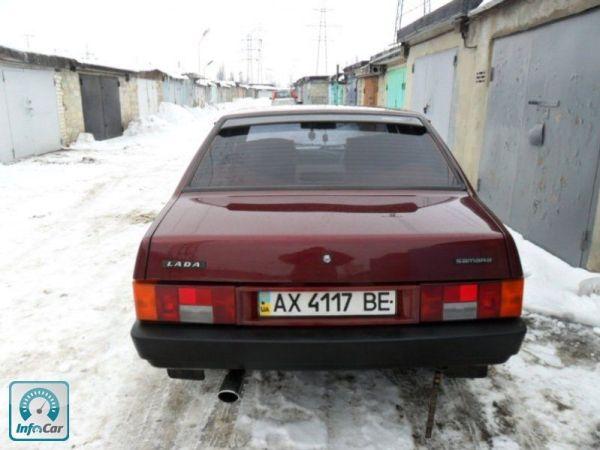 Купить автомобиль ВАЗ 21099 210994-20 2008 (красный) с ...