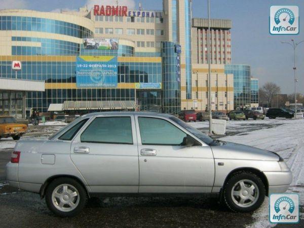 Купить автомобиль ВАЗ 2110 2011 (серый) с пробегом ...