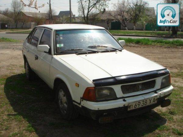 Купить автомобиль Москвич/АЗЛК 2141 1988 (белый) с ...