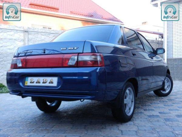 Купить автомобиль ВАЗ 2110 21104 2011 (синий) с пробегом ...