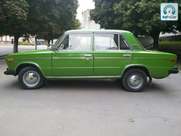 Купить автомобиль ВАЗ 2106 оригинал 1983 (зеленый) с ...