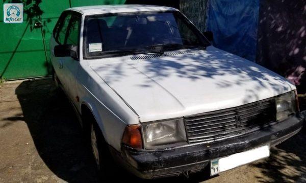 Купить автомобиль Москвич/АЗЛК 2141 1992 (белый) с ...