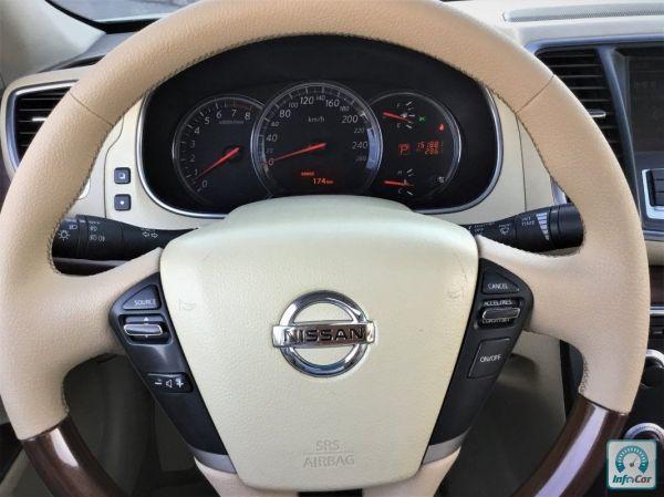 Купить автомобиль Nissan Teana 2008 (белый) с пробегом ...
